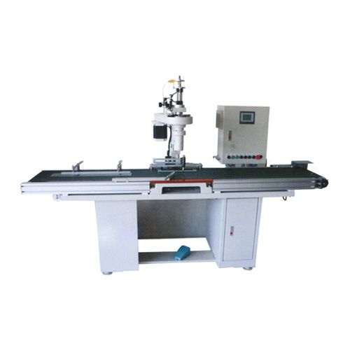Auto Delivery Sheet Shape and Round Profile Glass Cutting Machine